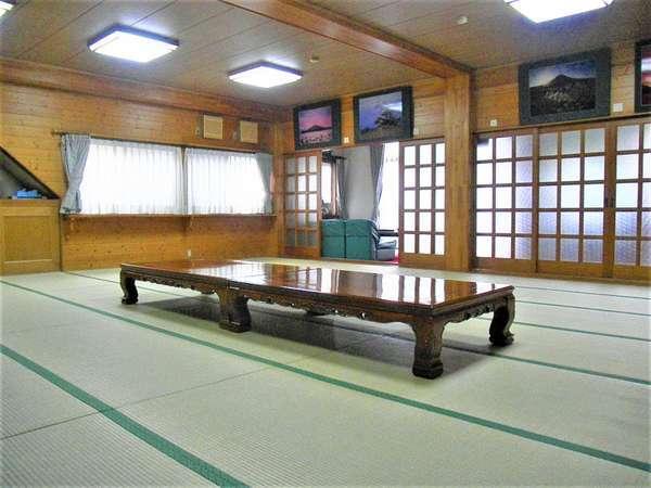 32畳間の広い和室