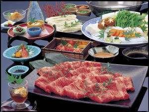 厳選食材の神戸牛を楽しむ!神戸牛肉しゃぶ会席