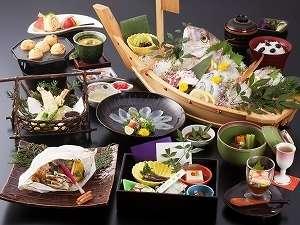 関西の「地の物」を楽しむ!関西玉手箱会席♪ご宿泊
