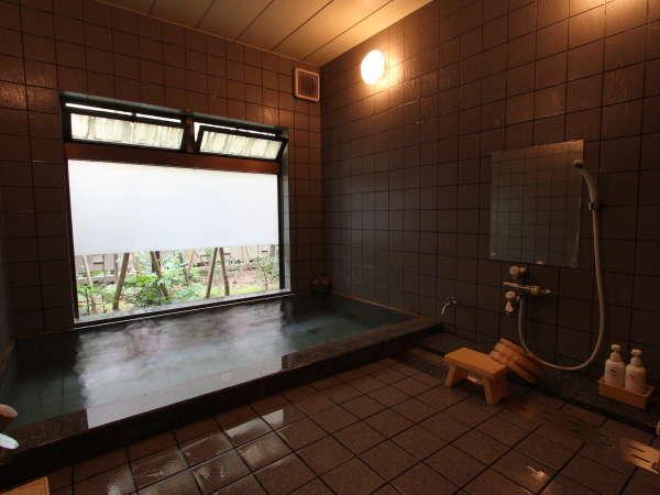 館内の2つのお風呂は、全て貸切風呂となっております。ご家族風呂としてもご利用下さい