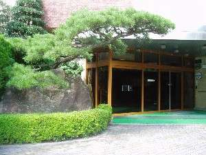 源泉かけ流しのおやど 菊半旅館の外観