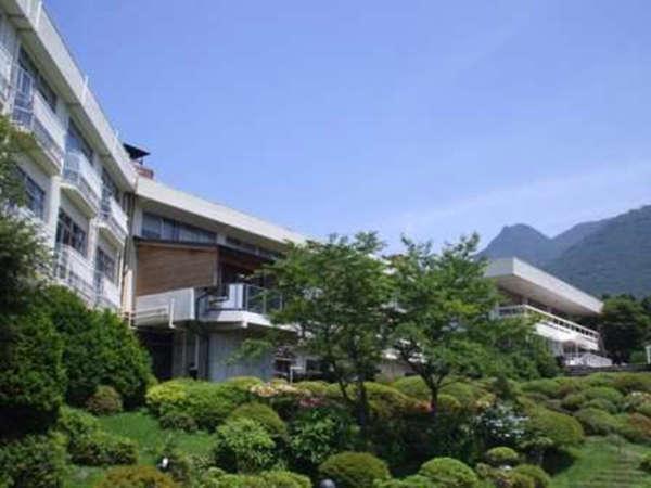 ホテル箱根パウエルの外観