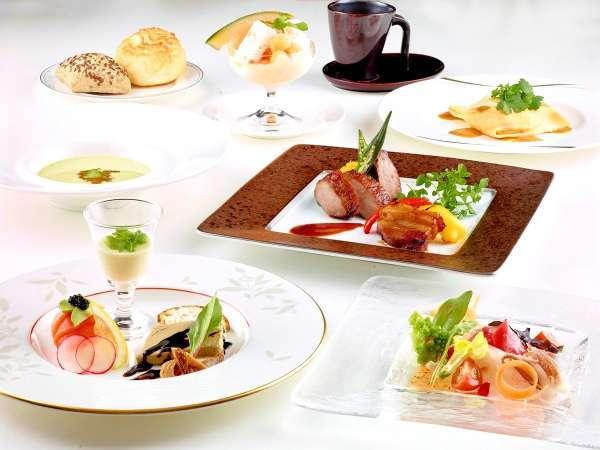 【2食付】STANDARDディナー(洋食コース or 中華コース)