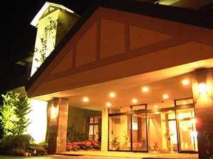 那須甲子高原ホテルの外観
