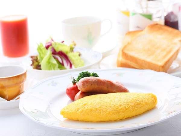 洋食or和食選べるプラン【1泊朝食】