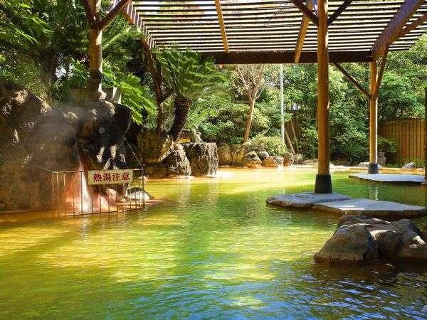 別府最大級の露天風呂 「鬼山の湯」(イメージ)写真提供:じゃらんnet