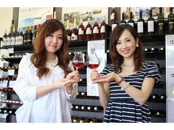 【夕朝食付き】五島ワイン新酒解禁♪ワイン1杯付プラン☆