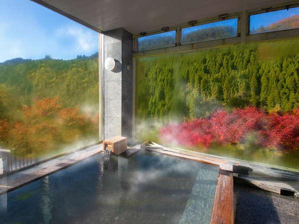 紅葉が美しい天ケ瀬、耶馬渓のオススメの季節は秋!例年11月が紅葉のピーク