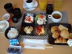 ☆★ボリュ−ム朝食付プラン!★☆