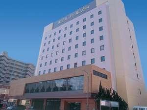 ホテルパールシティ秋田 川反(HMIホテルグループ)