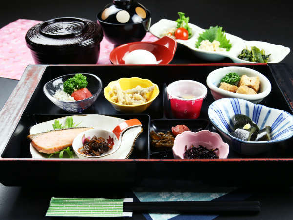 【朝食付】*女将の手作りお惣菜*ほっこり朝ごはんを召し上がれ^^♪≪ビジネス大歓迎≫