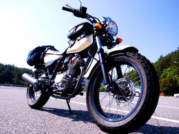 バイク好き必見!福島の自然の中を駆け抜けよう!●ライダーズスペシャルINN●屋根付き駐車場有
