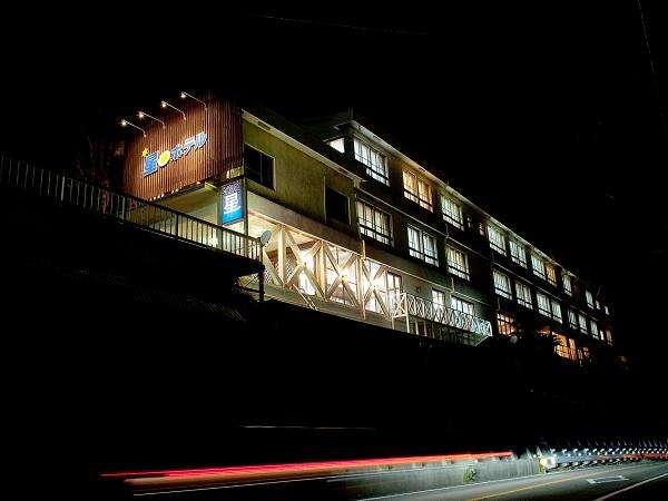 5ヶ所の無料貸切露天風呂で海一望の絶景をひとり占め 星ホテル
