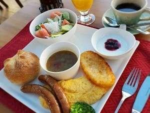 こだわりの朝食♪