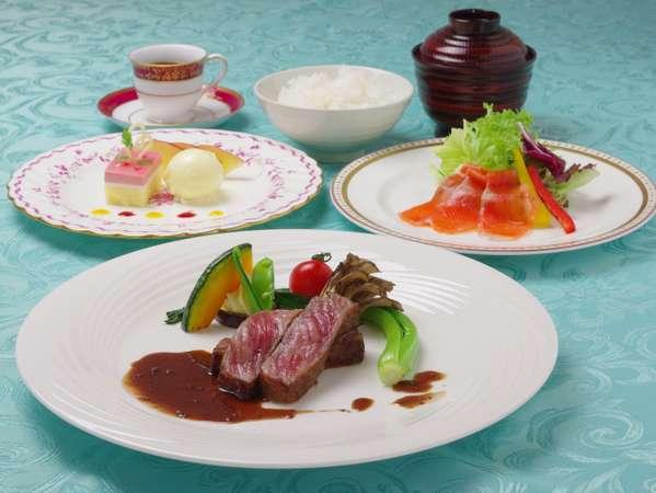 群馬の味覚 赤城山麓牛ロース肉のロースト(夕朝食付き)