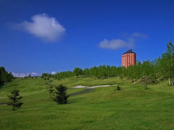【2サムOK】 雄大な景色を楽しむリゾートゴルフ