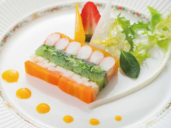 旬を味わう!!愛媛の美味しい食材でつくった贅沢フレンチコース