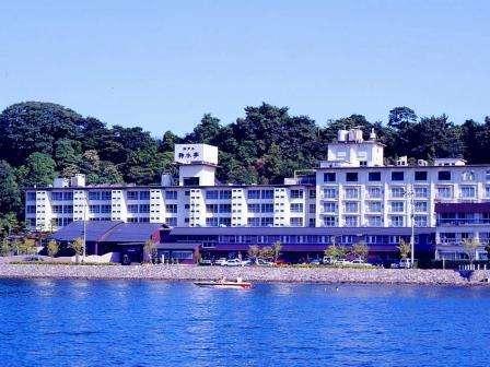 ホテル鞠水亭