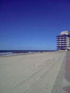 湯野浜温泉で唯一!庄内海岸の砂浜に建つ『愉海亭みやじま』