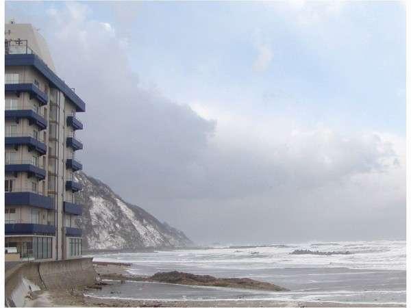 冬の日本海の荒波でもまれた海の幸を味わおう!