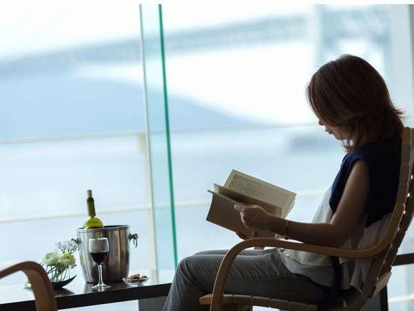 【女子一人旅特典付】絶景と美食に癒されてココロと体をリセットする時間/夕朝食付・滞在中ドリンクフリー
