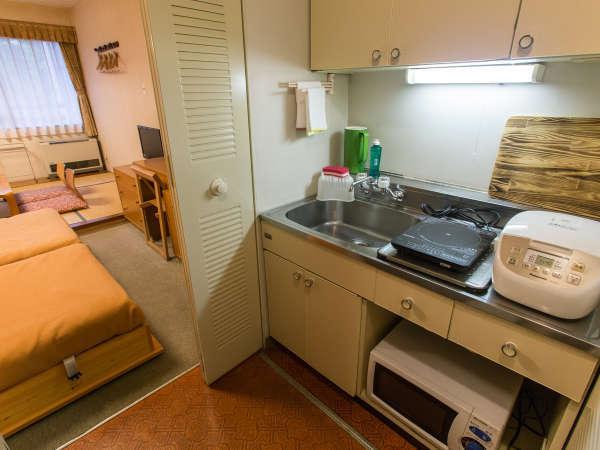 【長期のご滞在に便利】別館:リゾートマンション「ヴィラ2」専用素泊まりプラン♪