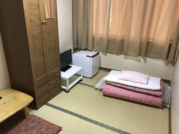 【ゆ縁の宿のシンプル素泊まりプラン】お部屋で過ごすだけじゃもったいない♪ 観光に!ビジネスに!