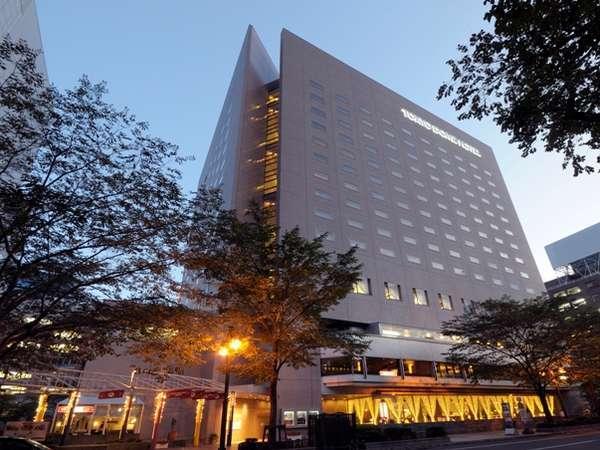 東京ドームホテル札幌(2017年5月3日より:札幌ビューホテル大通公園)