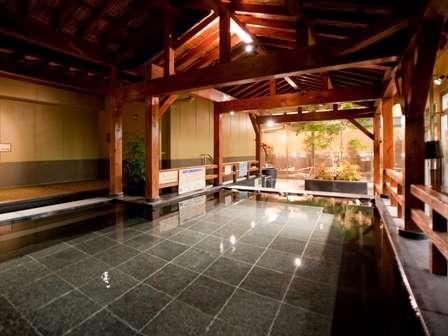 温浴施設「癒しの里さらい」天然石の湯 ゆの華 写真提供:じゃらんnet