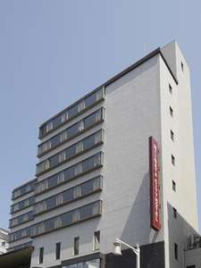 新潟シティホテルの外観