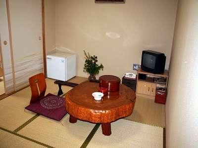 和室6畳宿泊プラン(朝食なし)