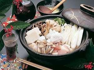 鍋がメイン♪きりたんぽ鍋プラン