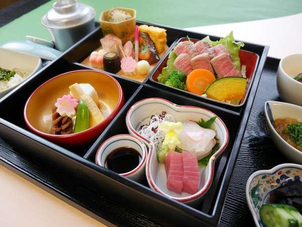 【平日限定・2食付プラン】夕食は和食『つつじの茶屋』と朝食ブッフェ付きプラン《夕・朝食付》