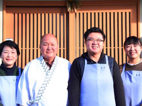 【家族】料理一筋44年!お客様に喜んでもらえるおいしい料理を作ります!!