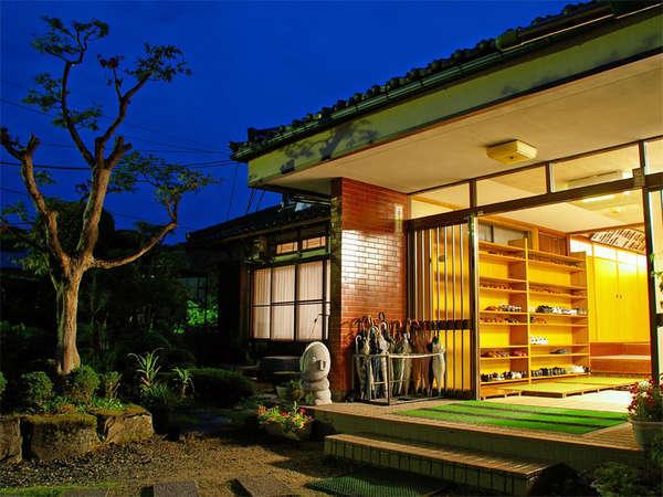 神鍋高原 みやま荘の外観