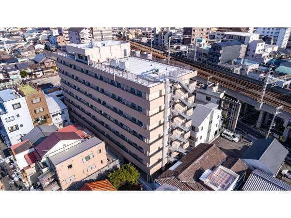 バンデホテル大阪