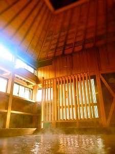 【1泊朝食のみ】3種の温泉とおいしい朝食で山田温泉を満喫♪ 平日はさらにお得な料金でお泊りできます