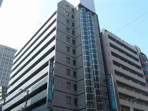 谷町・大阪城公園の格安ホテル APA HOTEL<大阪谷町>