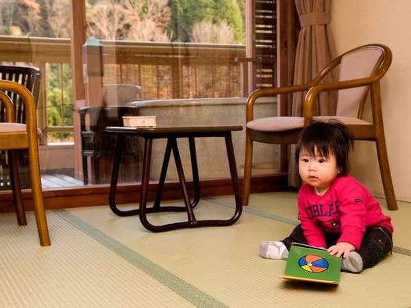 【赤ちゃんにっこり】赤ちゃんのお泊りデビューに!赤ちゃんグッズ無料貸出しでパパ・ママ安心♪