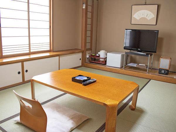 ・和室6畳 ゆったりとした和室が疲れを癒してくれます