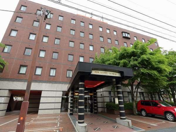 アパホテル<魚津駅前>