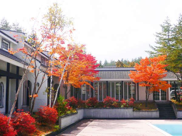 北軽井沢ハイランドリゾートホテルの外観