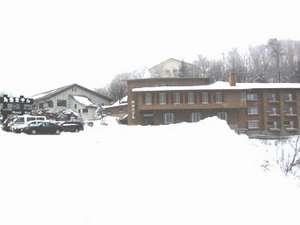 丸池ホテルの外観