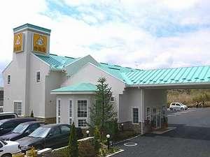 ファミリーロッジ旅籠屋・須賀川店の外観