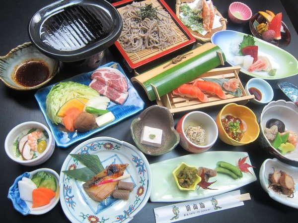 和食懐石15品♪若菖蒲の膳♪笑顔になれるお料理を♪