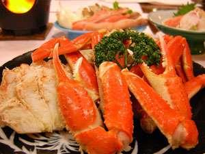 ◆山海の幸に舌鼓◇カニ蟹会席料理プラン◆