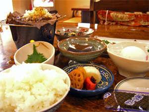 【朝食付】白山・鶴来・美川のビジネス・観光に!地元産素材の朝食で元気チャージ