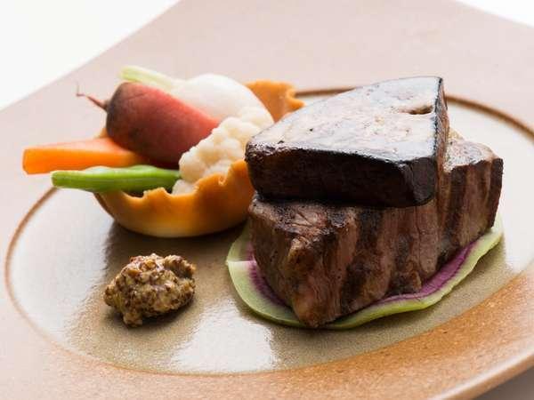 ポイントUP【ホテル最上級イタリアン】A5等級佐賀牛を味わう至極のひとときプラチナコースプラン