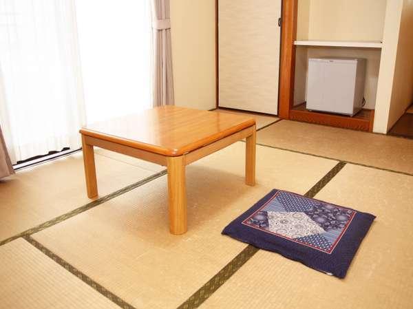 畳のお部屋は居心地よく、お子様連れのお客様にお勧めです☆
