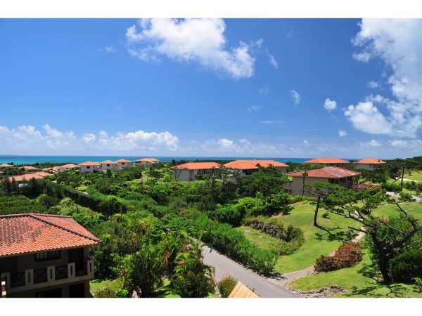 ホテルニラカナイ小浜島の外観
